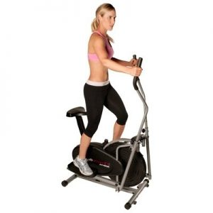 Confidence 2-in-1 Elliptical Cross Trainer And Bike Review