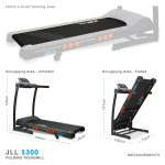 JLL S300 Digital Treadmill Review