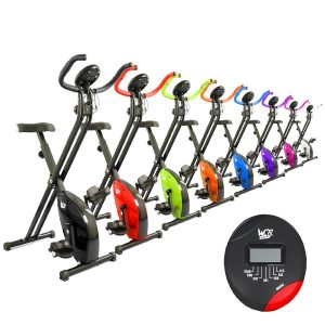 We R Sports Folding Magnetic Exercise Bike x bike Review